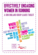 Effectively engaging women in running