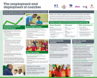 Employment and Deployment of Coaches