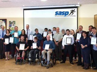 Somerset Disability Sports Awards