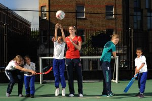 'TeamUp' Campaign to Transform Women's Sport