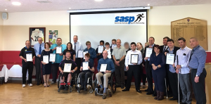 Somerset celebrates first Disability Sports Awards