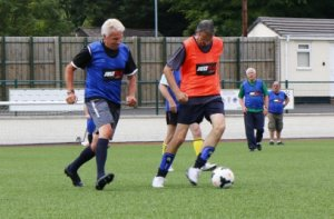 Walking Football coming to Frome!