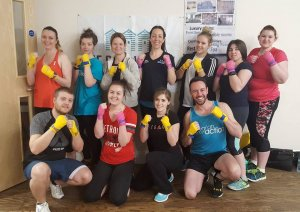 Box 2 Beat Cancer event takes place in Minehead!