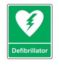 Up to 50% of the cost towards a defibrillator for your sports club