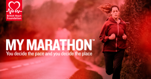 MyMarathon - you have 31 days to complete 26.2 miles in whatever way you want