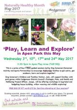 Play, Learn and Explore in Burnham-on-Sea