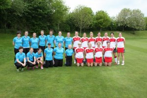 Rounders - local teams to once again compete against national side