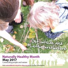 Let Nature Nurture you in May!
