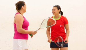 Squash Girls Can subsidised coaching courses - apply now