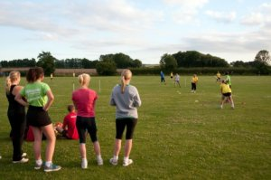 Social Mixed Rounders - entries now open