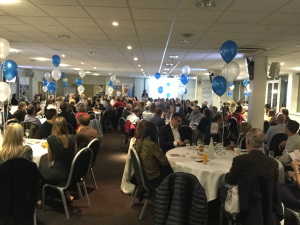 Awards celebrate volunteering, coaching and young sporting success