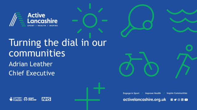 CSI - Active Lancashire Slides
