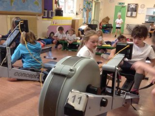 Research: Physical activity and primary school interventions