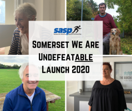 We Are Undefeatable Somerset Long Term Health Conditions Campaign Launches