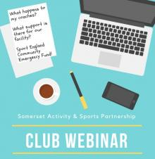 SASP host club webinar in response to Sport England's Community Emergency Fund