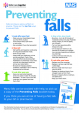 Preventing Falls - Top Tips