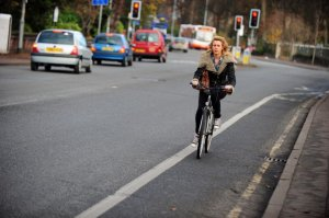£120k for Temporary Measures to Encourage Walking and Cycling