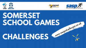 New challenges website launched for young people to be active at home and in school