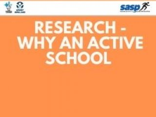 Research - Why an Active School?