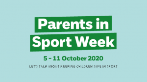 Let's talk about keeping children safe in sport