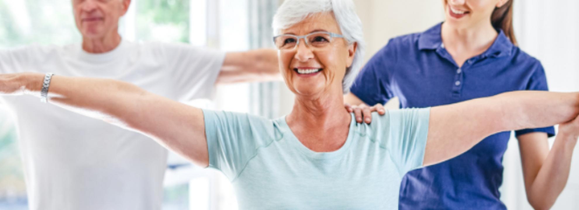 Live Longer Better - More than Moving Banner