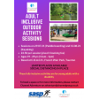 Adult Inclusive Outdoor Activity Session with Channel Adventure (Paddle Boarding) 19 - 25 yrs