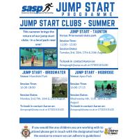 Jump Start Summer Club: Taunton
