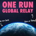 One Run Global Schools Day Icon
