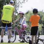 Let's Ride Pop-Up Leeds Volunteer