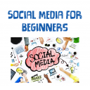 Social Media for Beginners Icon