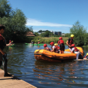 Inclusive Outdoor Activity Session Summer Holidays Icon