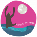 River Bear Yoga Workshop Icon