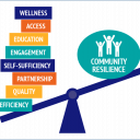 Community Resilience through Healthy Lifestyles Innovation Forum Icon