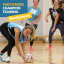 #MoveMore Workplace Champion Workshop Icon