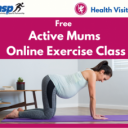 Active Mums Online Exercise Class Icon