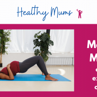 Moving Mums Online Exercise Class
