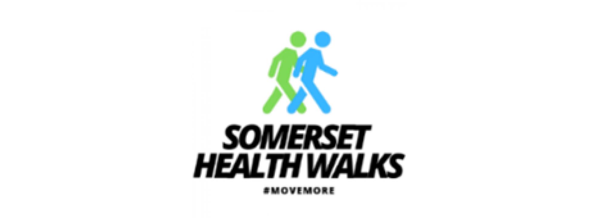 Free Minehead area weekly health walk Tuesdays Banner