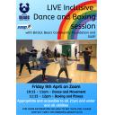 Inclusive Dance session with Bristol Bears Community Foundation - Virtual Icon